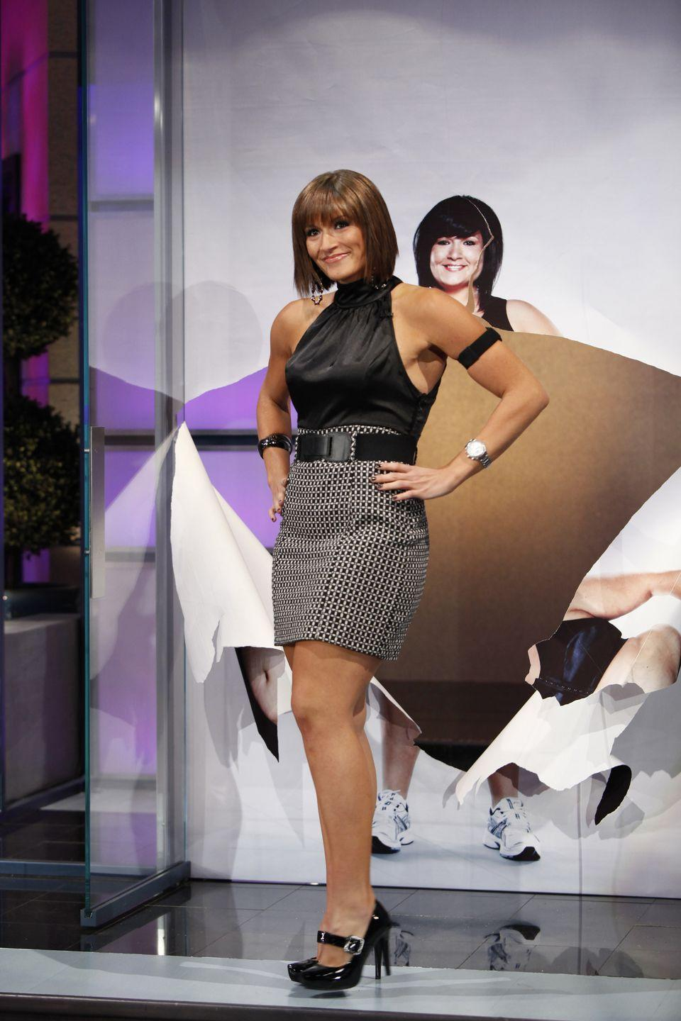 <p>By the end, Rebecca lost 139 pounds and nearly 50 percent of her starting body weight, which earned her the $100,000 prize for most weight lost by an eliminated player.</p>