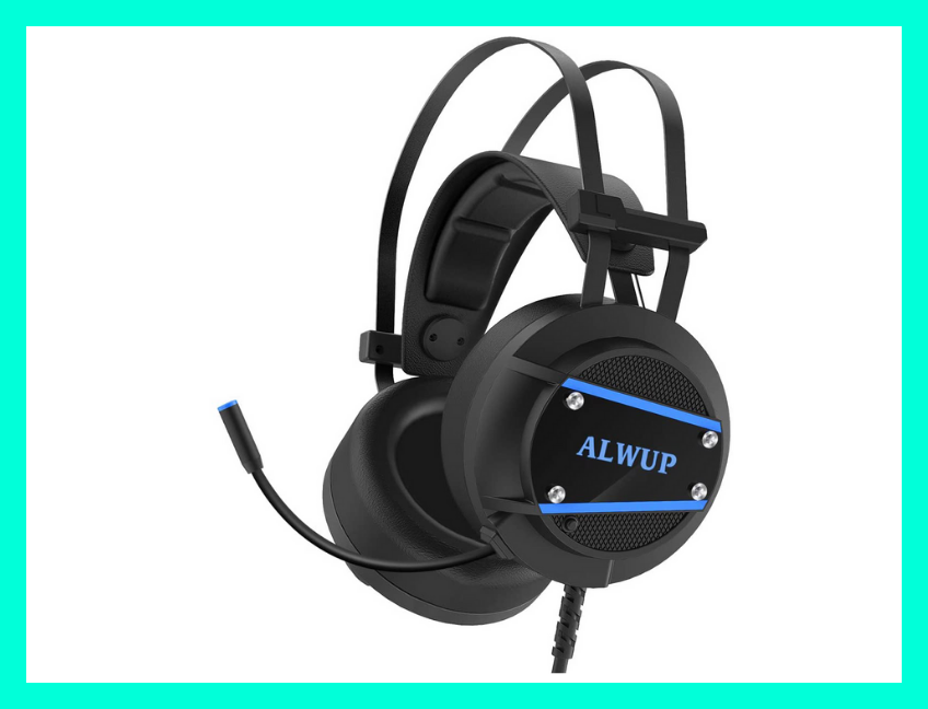 Save $23 on this ALWUP A9 Gaming Headset. (Photo: Amazon)