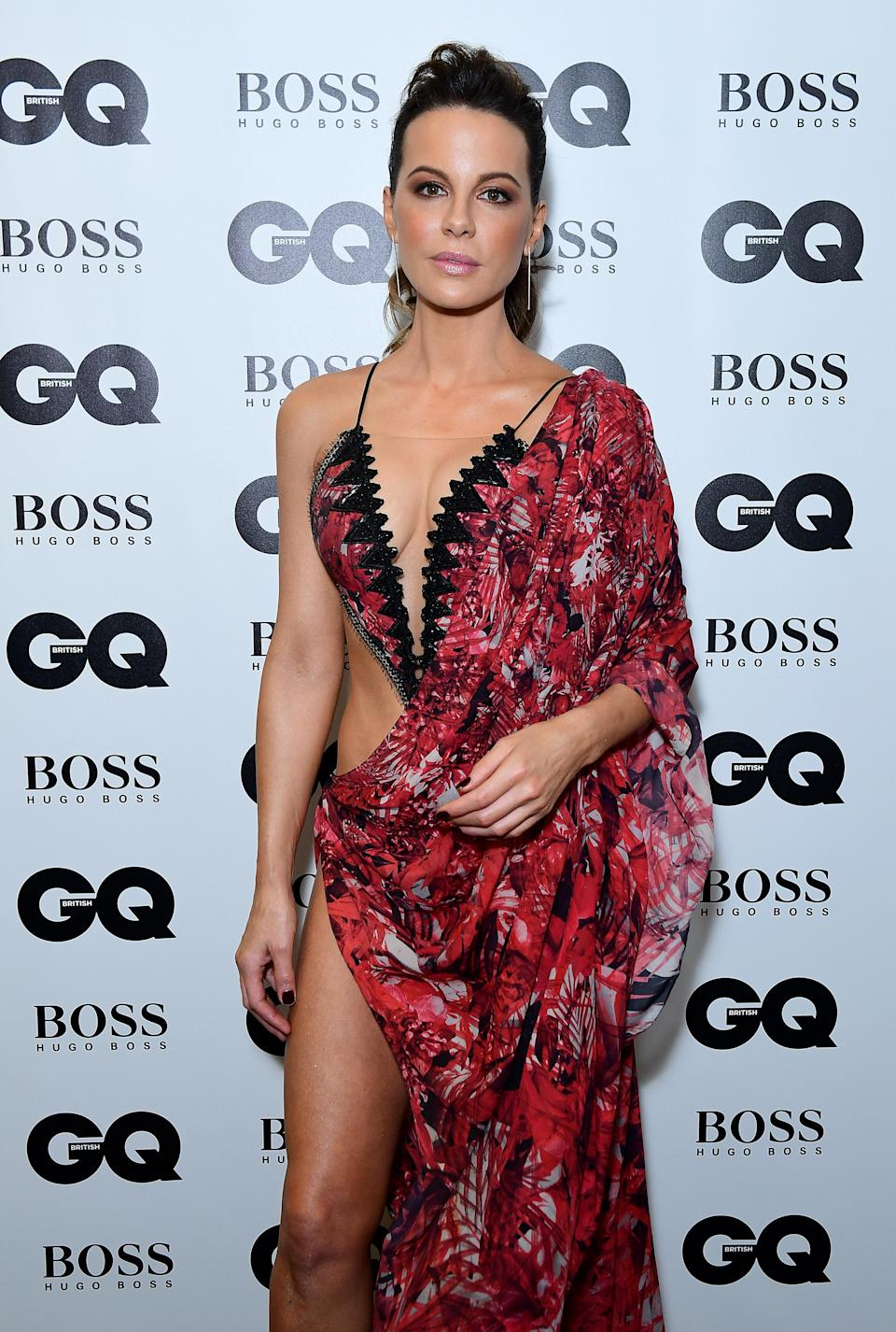 <p>The actress is recovering after suffering a ruptured ovarian cyst.</p>