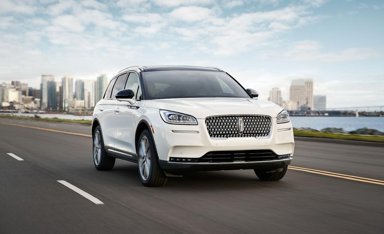 Lincoln Corsair looks to make waves in the compact luxury SUV segment