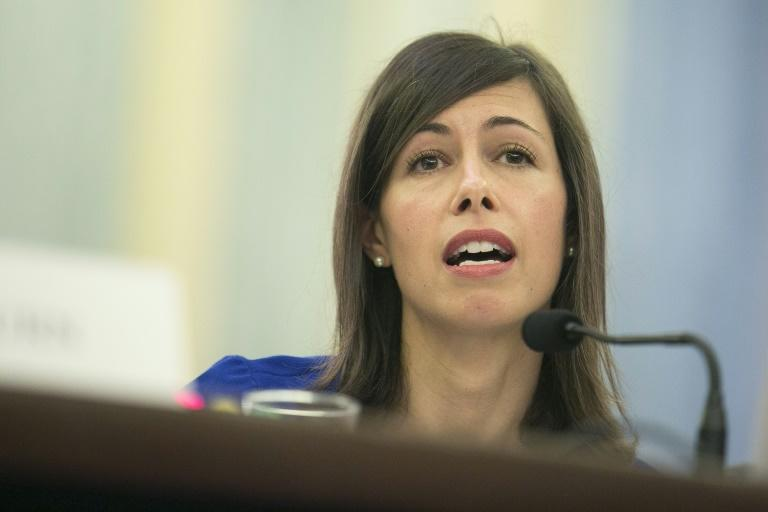 FCC member Jessica Rosenworcel urged a delay in a vote on the plan to roll back regulations on broadband providers pending an investigation of manipulation of the online comments system