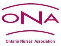 Logo: Ontario Nurses' Association (CNW Group/Ontario Nurses' Association)