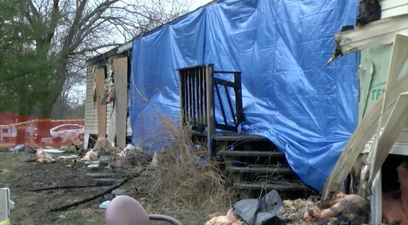 Ill. Boy, 9, Allegedly Set House Fire That Killed 5 Family Members: 'I Forgive Him,' Says Mom