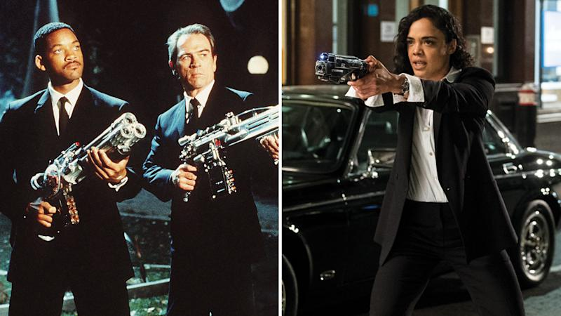 Deja Vu All Over Again Revisited Once >> Deja Vu With Men In Black And Shaft Studios Bank On Reboots