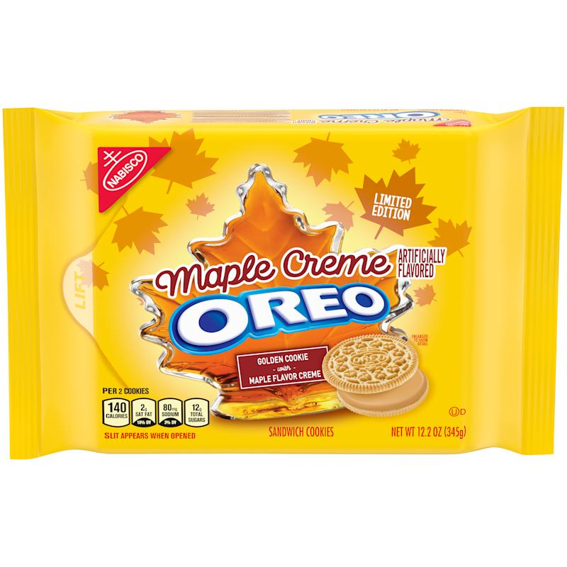 dropout image of maple creme oreo