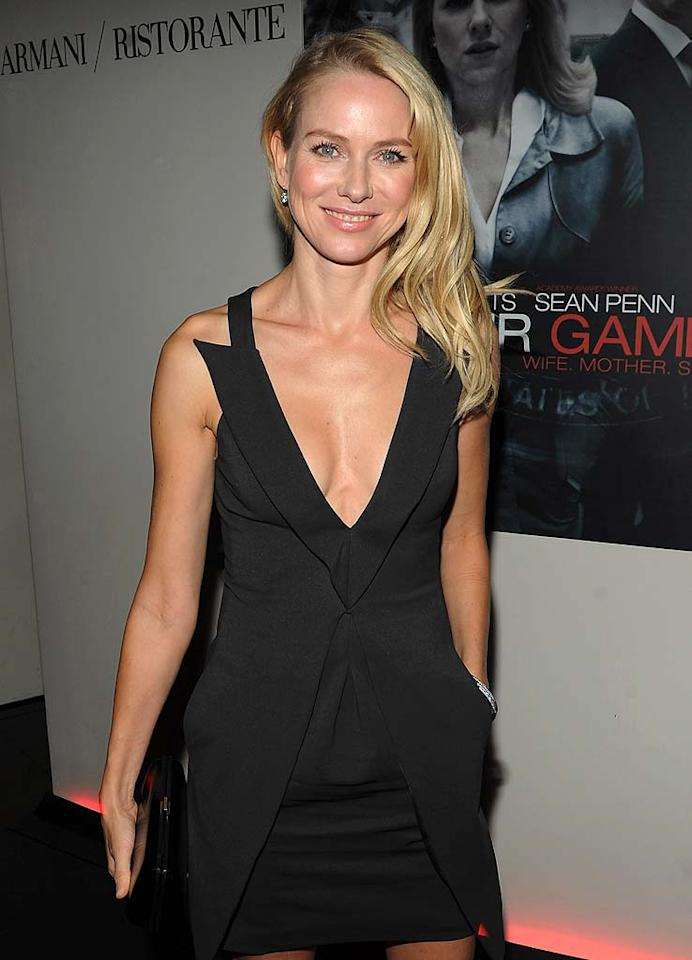 "Though she was born in England, ""Fair Game"" star Naomi Watts moved out to Sydney at the age of 14, and at a casting call for a commercial a few years later, befriended a fellow acting student by the name of Nicole Kidman. The two went on to star in the 1991 film ""Flirting."" Watts dated fellow Aussie Heath Ledger before meeting her current partner Liev Schreiber, with whom she has two sons. Stephen Lovekin/<a href=""http://www.gettyimages.com/"" target=""new"">GettyImages.com</a> - October 6, 2010"