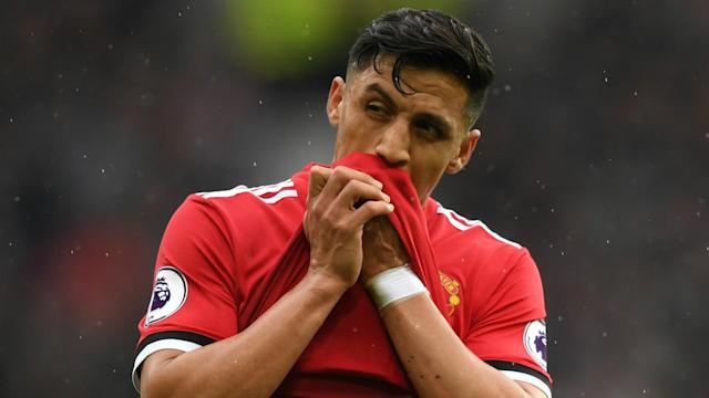 The Chilean has struggled to make his mark with the Red Devils following a January arrival, with a former star critical of the impact he has made