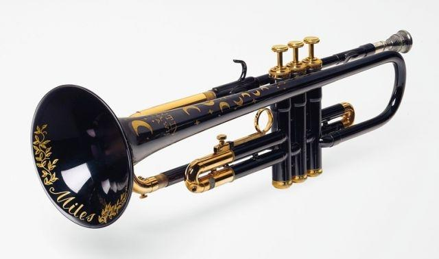 Miles Davis's 'Moon and Stars' trumpet hitting the auction block this fall