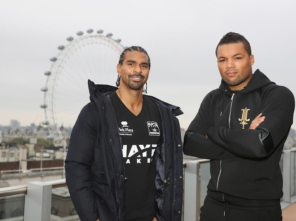 Haye is already preparing for life after boxing: Getty