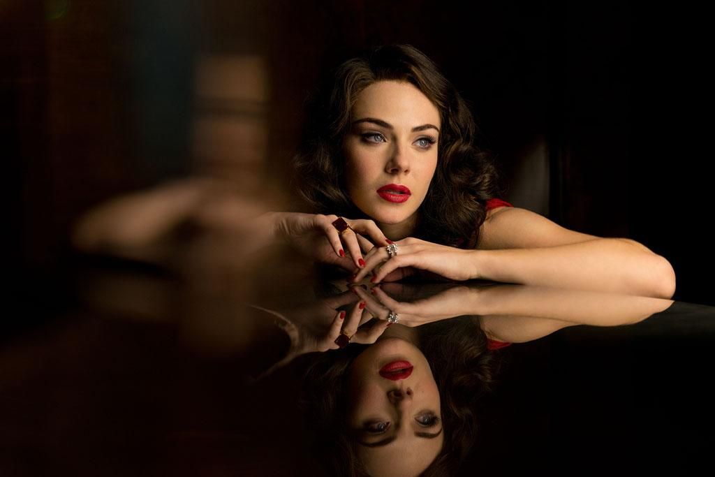 "Jessica Marais as Lily Diamond in ""Magic City"" Season 2."