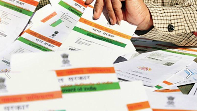 Retired Defence Personnel to Now Need Aadhaar to Get Pension