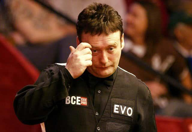 Jimmy White v Barry Pinches