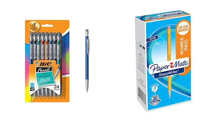 Stock up on pens and pencils now, but save money too.