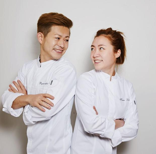 Pertinence, co-owned by Ipoh-born Kwen Liew (right) and her Japanese partner Ryuosuke Naito, received one Michelin star in the 2018 Michelin Guide France. — Picture via Pertinence Restaurant