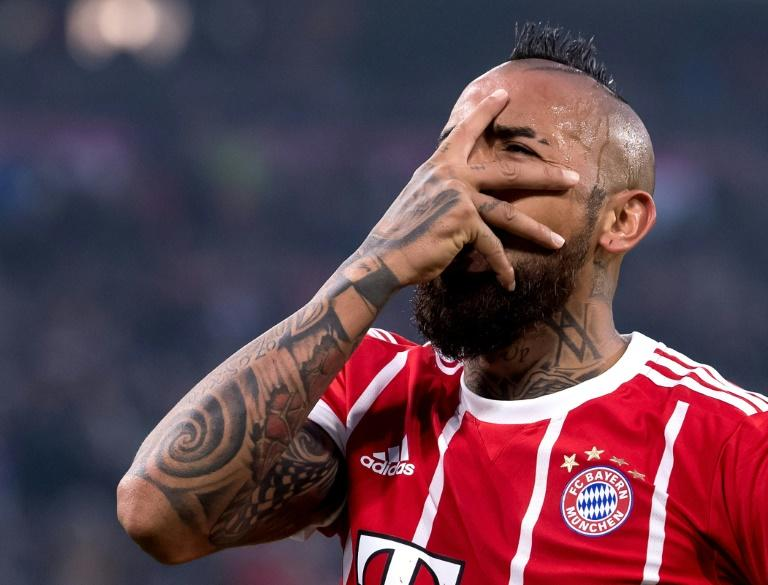 Barcelona agree deal for Bayern Munich midfielder Vidal
