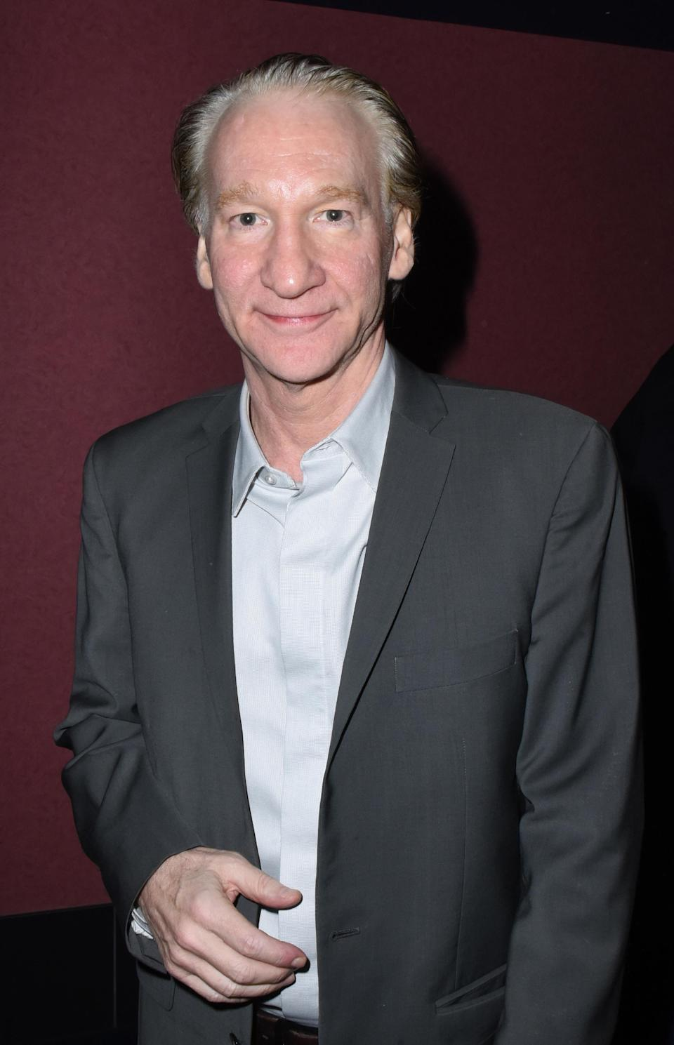 Bill Maher has been widely criticized for his Stan Lee comments. (Photo: Vivien Killilea/Getty Images for Electric Entertainment)
