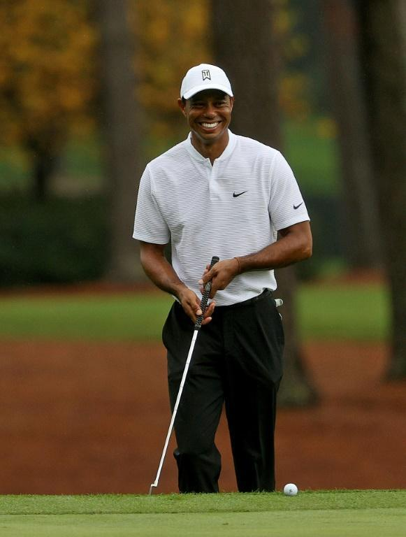 Tiger Woods turned professional in 1996 and won his first major title at the 1997 Masters with a course record