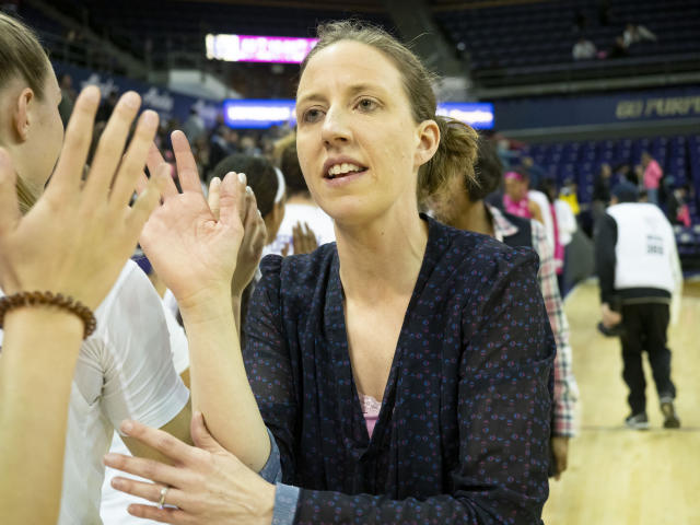 California coach Lindsay Gottlieb led the Golden Bears to the 2013 NCAA Final Four. (Getty Images)