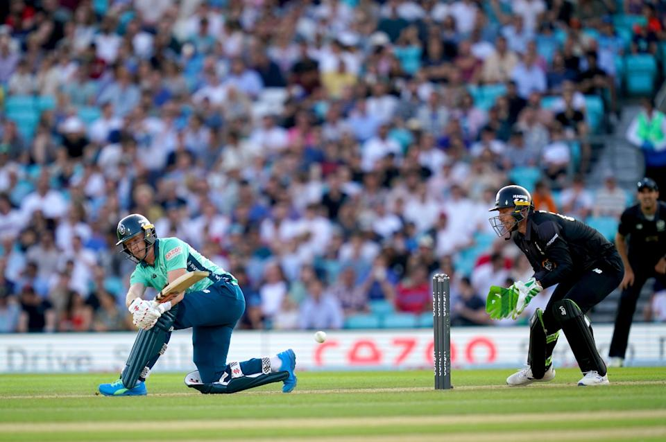 Sam Billings excelled in front of over 18,000 fans (John Walton/PA) (PA Wire)