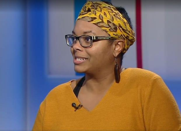 Anti-Black racism is 'descended from a time when slavery existed here,' says Tamara Steele, executive director of the Black Cultural Society of P.E.I. (CBC - image credit)