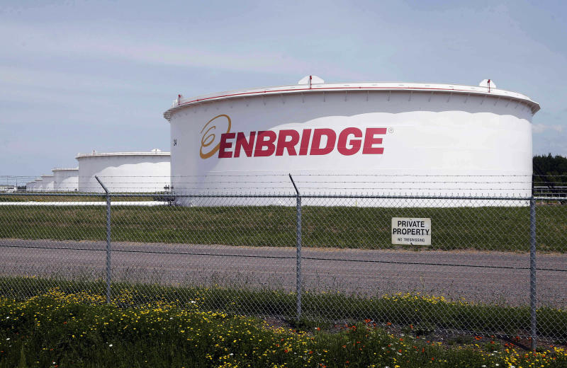 Enbridge Energy Line 3