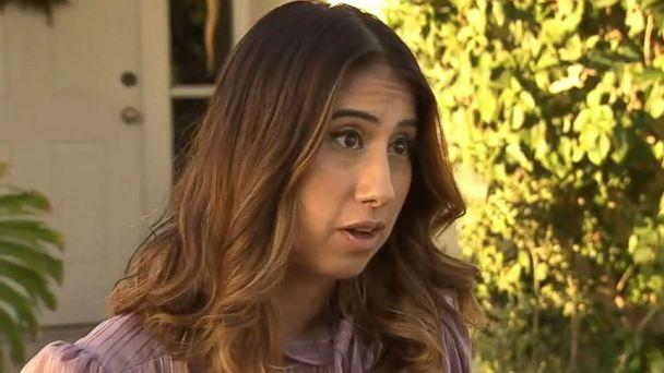 PHOTO: Natalie Garcia says ICE arrested her father without a warrant on Sunday, citing a nearly 20-year-old offense the he thought was settled. (KABC)