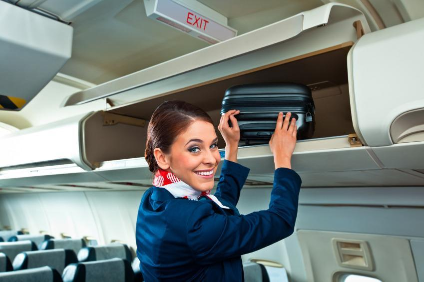 """<p>Yes, this happens. Ex-flight attendant Tami Gayikian recalls a flight from Houston to Calgary when she got an unexpected greeting from a passenger boarding first class. """"I was standing at the row of seats across from the closet,"""" she remembers. """"A first class passenger boarded and I was greeting people. He THREW his heavy garment bag at me and said, 'Here hang it up.' Nothing else; no 'please' or 'thank you' or anything. It was so heavy it knocked me down into the seat I was standing next to."""" Gayikian says she immediately reported the incident to the plane's captain, whom she'd flown with frequently. She says the response was swift and certain: """"He went up to the man's seat and said, 'You, get your stuff and get off the plane.' The passenger acted confused and innocent and the captain repeated it again. He had called security prior to going up to the passenger and they were waiting for him at the plane's exit. I smiled at him on his way out."""" </p><p><i>(Photo: iStock)</i></p><p><i><b>Related: <a href=""""https://www.yahoo.com/travel/surprising-things-you-didnt-know-about-flight-110225454847.html"""" data-ylk=""""slk:Surprising Things You Didn't Know About Flight Attendants;outcm:mb_qualified_link;_E:mb_qualified_link;ct:story;"""" class=""""link rapid-noclick-resp yahoo-link"""">Surprising Things You Didn't Know About Flight Attendants</a></b></i></p>"""