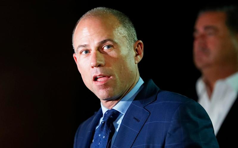 Michael Avenatti, the former lawyer of Stormy Daniels, is to be charged in California with tax evasion - REUTERS