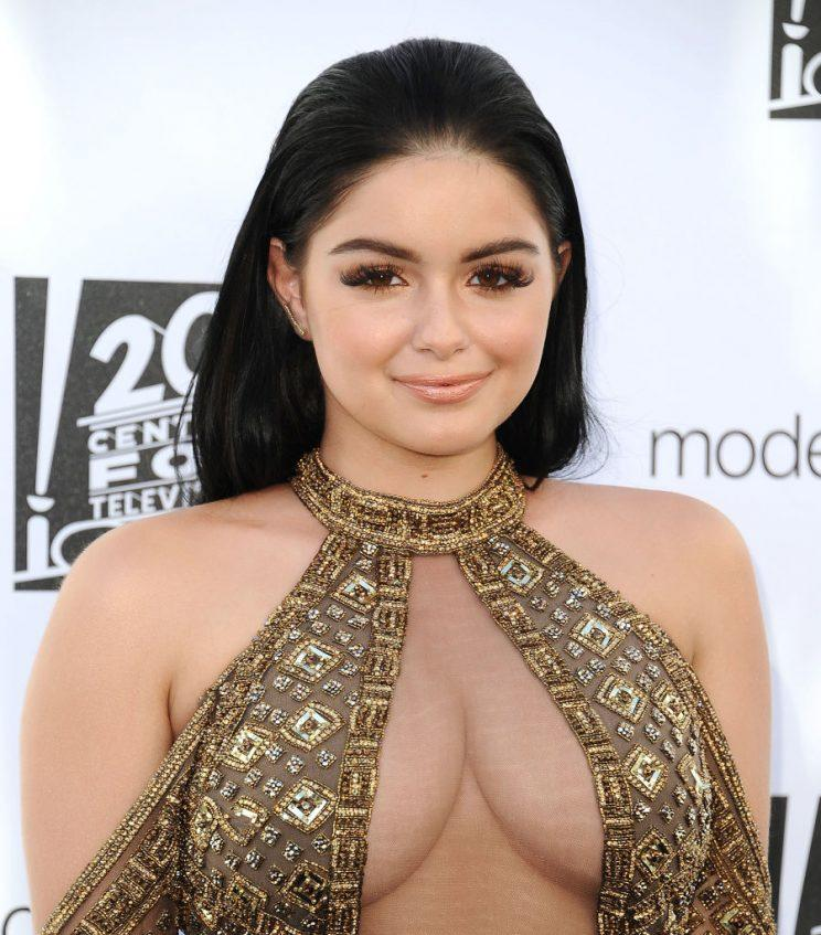 Actress Ariel Winter attends the 'Modern Family' ATAS event at Saban Media Center on May 3.