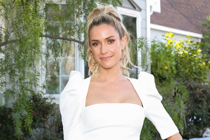"Reality TV Personality Kristin Cavallari visits Hallmark Channel's ""Home & Family"" at Universal Studios Hollywood on January 07, 2020 in Universal City, California. (Photo by Paul Archuleta/Getty Images)"