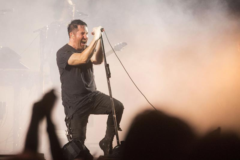 Rockband: Nine Inch Nails Konzert in Berlin - Alle wichtigen Infos