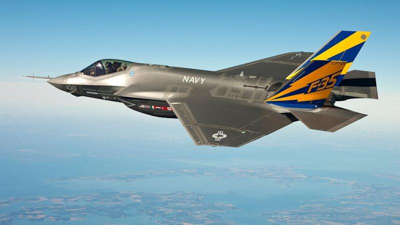 Military: Don't Worry If F-35, Most Expensive Fighter Jet Ever, Can't Dogfight Well