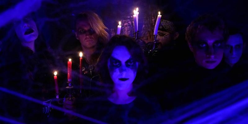 """Devil Master conjure up video for new song """"Black Flame Candle"""": Watch"""