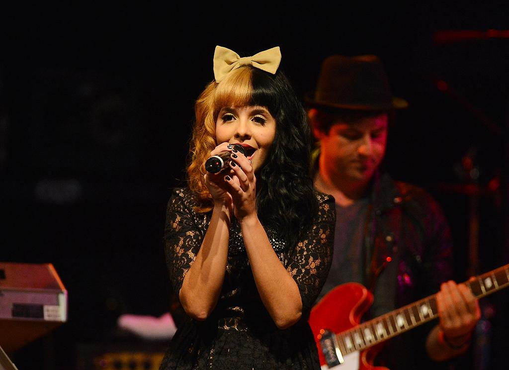 "Melanie Martinez at a special live performance event celebrating the Top 12 artists of ""The Voice"" on November 8, 2012 at the House of Blues in Hollywood, CA."