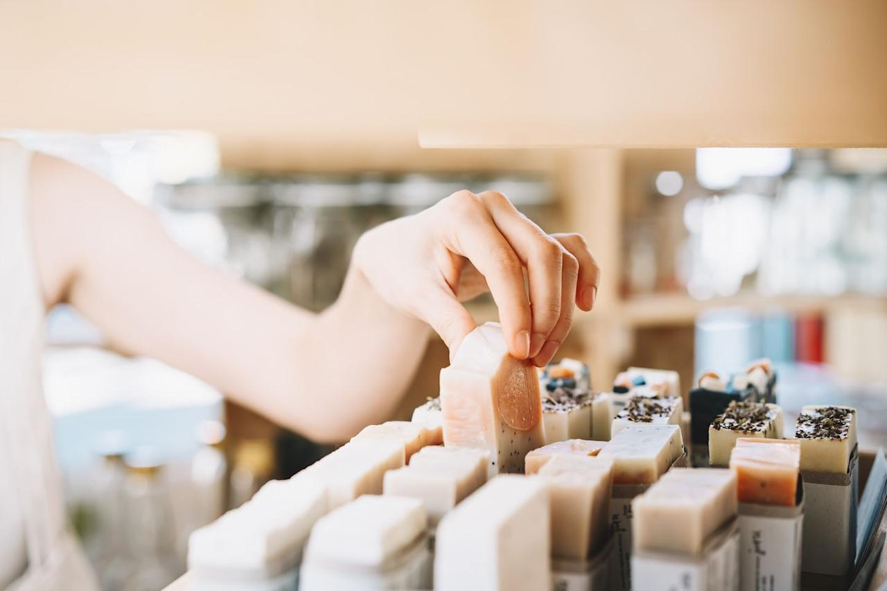 <p>Give your local shops and markets some love this Christmas. As well as supporting independent businesses, you're likely to seek out special finds you won't get anywhere else.</p><p>Merje says: 'Supporting small businesses helps boost a strong, sustainable local economy. They have often put more care and love into their products, too. Plus you're guaranteed to find a gift they [your recipient] doesn't already own!'<br></p>