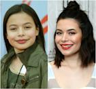 """<p>Drake and Josh's little sis (as well as Carly Shay on <em>iCarly</em>) went to the University of Southern California and admitted during her interview on <em>Live! with Kelly and Ryan</em> she """"keep[s] switching"""" her major, going from <a href=""""http://www.justjaredjr.com/2017/12/08/miranda-cosgrove-changed-her-college-major-with-just-a-year-left-to-go/"""" rel=""""nofollow noopener"""" target=""""_blank"""" data-ylk=""""slk:film studies to psychology"""" class=""""link rapid-noclick-resp"""">film studies to psychology</a>. However, she's still making time for acting. She starred on the short-lived TV show <em>Crowded</em> and reprised her role as Margo for <em>Despicable Me 3</em>.</p><p>In 2018, she starred in the music video for Marshmello ft. Bastille's song, """"<a href=""""https://www.youtube.com/watch?v=m7Bc3pLyij0"""" rel=""""nofollow noopener"""" target=""""_blank"""" data-ylk=""""slk:Happier"""" class=""""link rapid-noclick-resp"""">Happier</a>.""""<br></p><p>In 2021, she made all our dreams come true by starring on the <a href=""""https://www.seventeen.com/celebrity/movies-tv/a34922830/icarly-reboot-paramount-plus-details/"""" rel=""""nofollow noopener"""" target=""""_blank"""" data-ylk=""""slk:iCarly revival on Paramount+"""" class=""""link rapid-noclick-resp""""><em>iCarly</em> revival on Paramount+</a>, along with Nathan Kress and Jerry Trainor. </p>"""