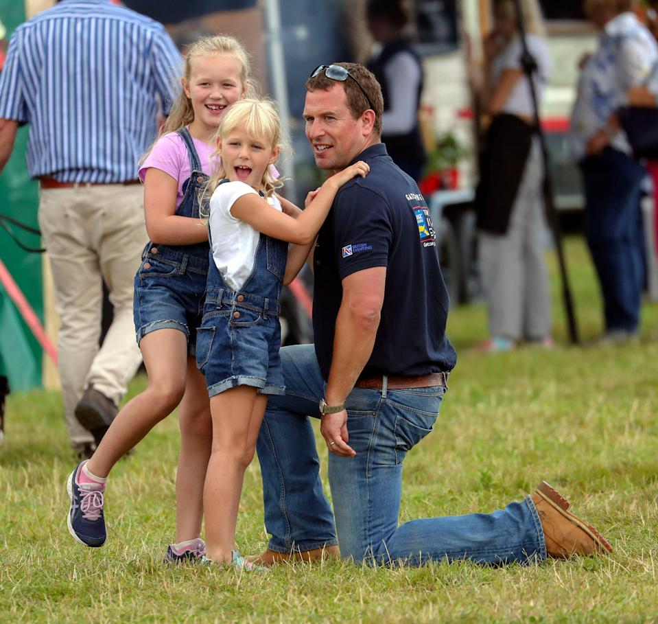 Festival of British Eventing – Gatcombe Park (PA Archive)