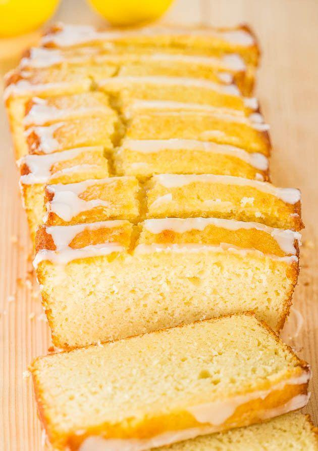 """<p>If you're obsessed with Starbucks's lemon loaf, you need this recipe.</p><p>Get the recipe from <a href=""""https://www.averiecooks.com/2015/01/best-lemon-loaf-better-starbucks-copycat.html"""" rel=""""nofollow noopener"""" target=""""_blank"""" data-ylk=""""slk:Averie Cooks"""" class=""""link rapid-noclick-resp"""">Averie Cooks</a>.</p>"""