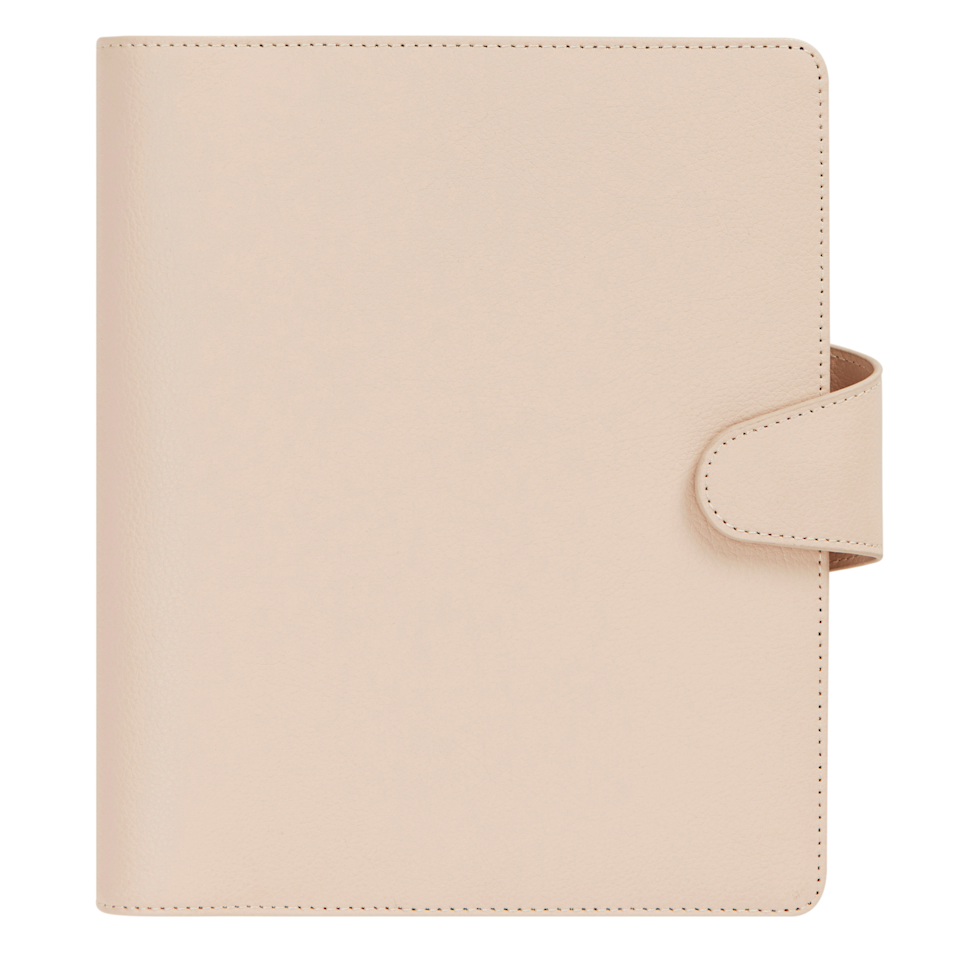 "<h3><a href=""https://www.kikki-k.com/us/shop-by/a5-leather-personal-planner-almond-signature-edition-11512801.html"" rel=""nofollow noopener"" target=""_blank"" data-ylk=""slk:Kikki.K Large Personal Planner"" class=""link rapid-noclick-resp"">Kikki.K Large Personal Planner</a></h3><br><strong>Deal: <a href=""https://www.kikki-k.com/us/sale/"" rel=""nofollow noopener"" target=""_blank"" data-ylk=""slk:Up to 50% off sale items"" class=""link rapid-noclick-resp"">Up to 50% off sale items</a>; extra 20% off when you buy three sale items; extra 30% off when you buy 5 sale items</strong><br><br>Calling all students! This planner is perfect for keeping your classes, short-term assignments, and long-term projects organized. (Pro-tip: It has a ringed binding so you can refill the pages as you knock out your work over the course of the year.)<br><br><strong>kikki.K</strong> A5 Leather Personal Planner, $, available at <a href=""https://go.skimresources.com/?id=30283X879131&url=https%3A%2F%2Fwww.kikki-k.com%2Fus%2Fshop-by%2Fa5-leather-personal-planner-almond-signature-edition-11512801.html"" rel=""nofollow noopener"" target=""_blank"" data-ylk=""slk:Kikki-K"" class=""link rapid-noclick-resp"">Kikki-K</a>"