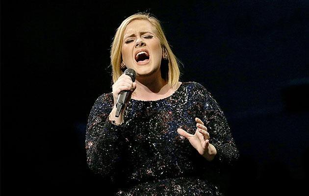 Adele's earned five nominations. Photo: Getty Images