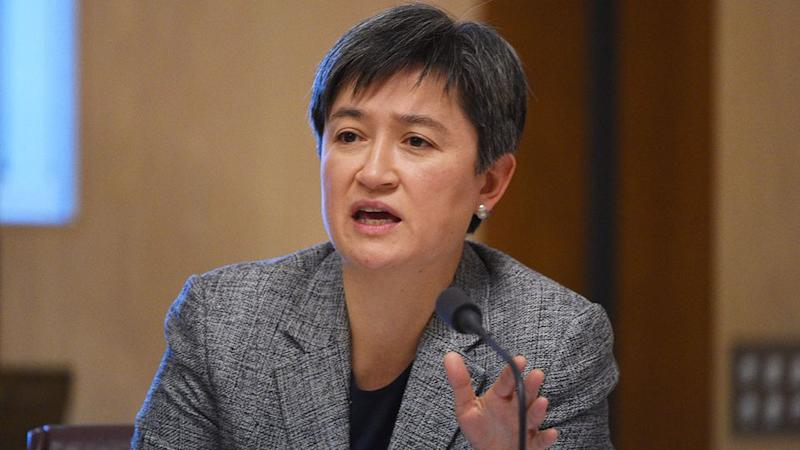 Labor Senator Penny Wong spent 13 months fighting for the release of the receipts. Photo: AAP