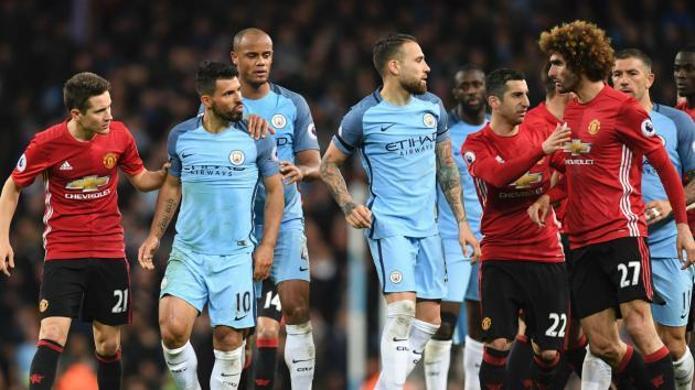WATCH: Always blue - City fans set for Manchester derby