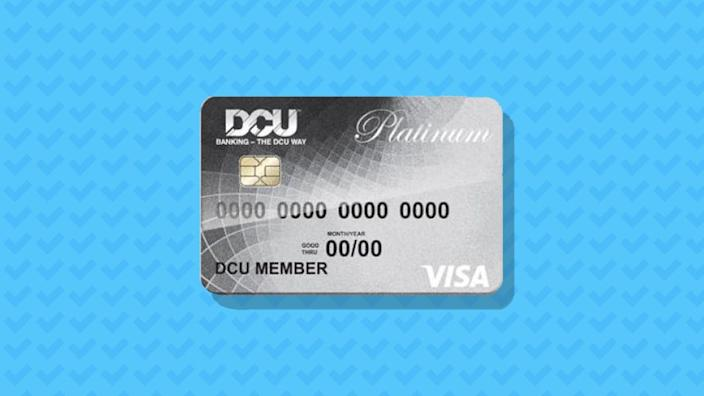 DCU Visa Platinum Secured