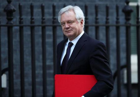 Image result for Britain is not a vassal state, says minister defending EU transition deal