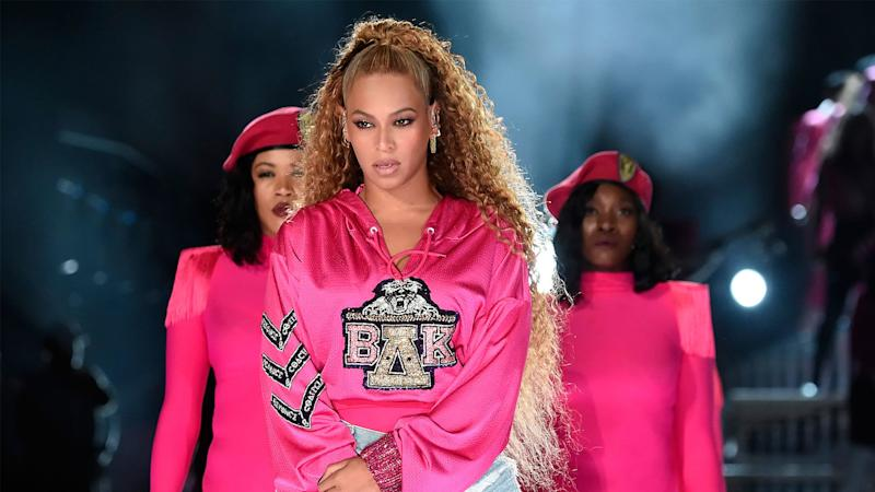 Beyonce Becomes the first black woman to headline Coachella