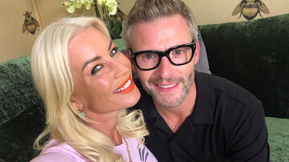 Denise Van Outen and Eddie Boxshall are celebrating seven years together this year