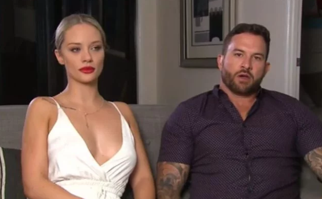 Jess experienced a high profile split with onscreen partner Dan Webb just months ago. Photo: Channel Nine