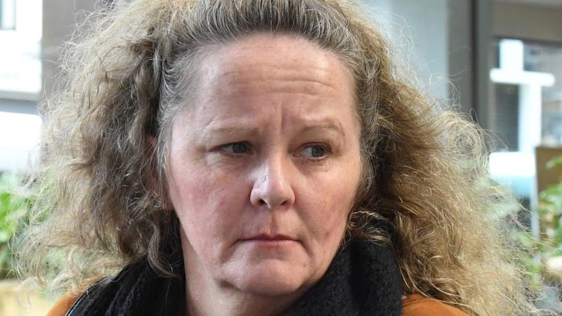 Sharon Yarnton and three other people have been jailed over a plot to kill her husband