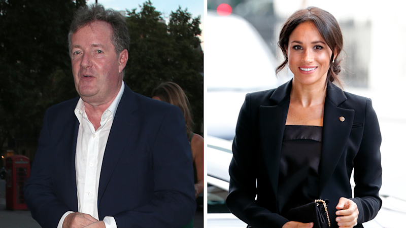 Good Morning Britain presenter Piers Morgan has slammed the Duchess of Sussex Meghan Markle for her editing of September issue of Vogue UK.