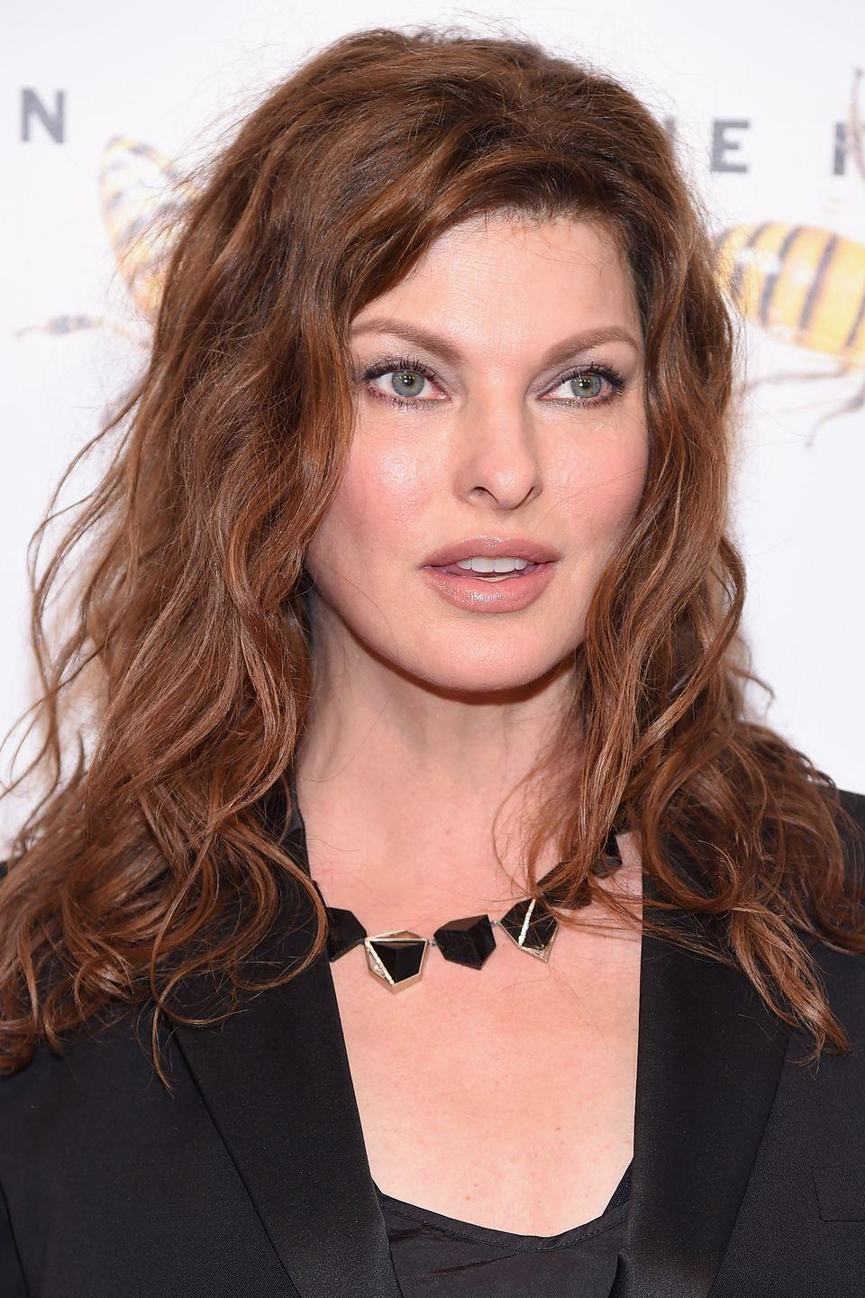 "<p>""I was the first person to ever admit that I did Botox, and my mom was upset,"" explained the supermodel Linda Evangelista to <a href=""https://www.harpersbazaar.com/beauty/skin-care/a18899/linda-evangelista-erasa/"" rel=""nofollow noopener"" target=""_blank"" data-ylk=""slk:Harper's Bazaar US"" class=""link rapid-noclick-resp"">Harper's Bazaar US</a>. </p><p>""I said, 'Mom everybody does it,' and she was like, 'Yeah but they don't say it.' So if I was the first one to tell the truth about using it then, why would I lie about it now?"" </p>"